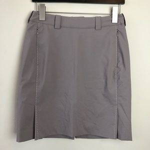 Nike Golf Size 2 Tour Dri Fit Athletic Skort